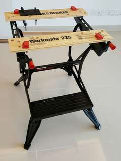 Black Decker Workmate 225