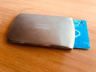 咭片+信用卡盒