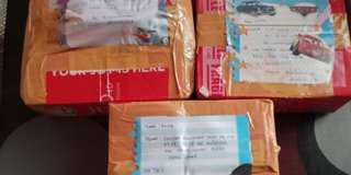 pengiriman kemarin alhmdllah🙏