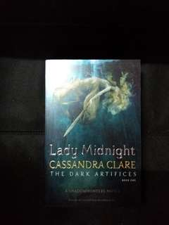 Lady Midnight: The Dark Artifices By Cassandra Clare