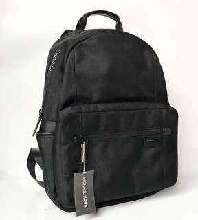 MK Travis Backpack Black