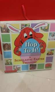 Hop To It (A Scholastic Easter Treasury)