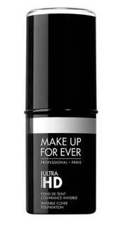 Used once Make Up Forever Ultra HD Stick Foundation 115