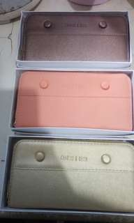 Assorted wallets