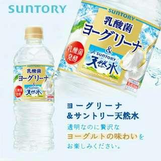🚚 天然水 乳酸菌 透明飲品系列 日本製