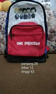 Tas punggung One Direction