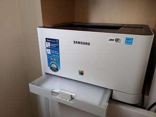 Used Samsung Xpress C430W printer