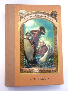 A Series Of Unfortunate Events: The End