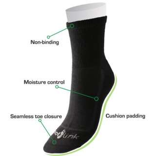Sock(Seamless Sock)(Black) for pregnant mother or after maternity (Size M/L)