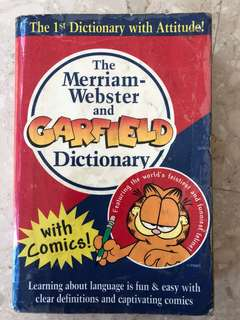 Garfield's Merriam-Webster Dictionary