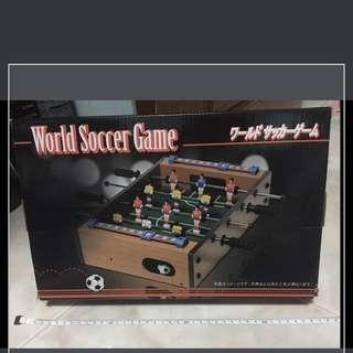 World Soccer Game set