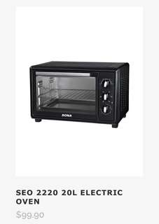 SONA 20L Electronical oven SEO 2220
