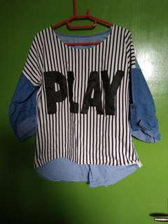 blouse play