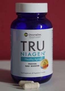 改善身體健康Tru niagen