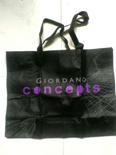 Giordano Large Carrier Bag