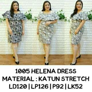 Jumbo 1005 Helena Dress