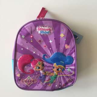 Shimmer & Shine Dance Party Backpack 10""