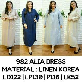 Jumbo 982 Alia Dress