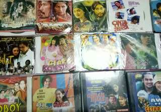 Malay Movie CD's Collection