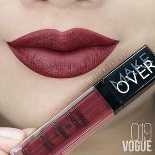 Make Over Intense Matte Lip Cream Vogue