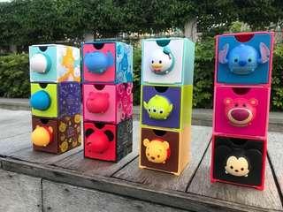 7-11 tsumtsum 組合Box 預訂