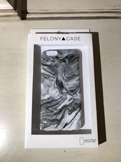 iPhone 6/6s Marble Felony Phone Case