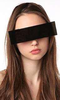 Lady Gaga costume block sunglasses