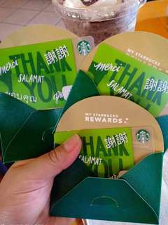 Starbucks Card with 10k load