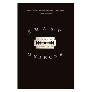 (EBOOK) Sharp Objects by Gillian Flynn
