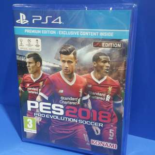 Pes 2018 Liverpool Edition