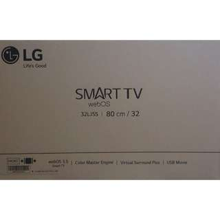 "BRAND NEW LG 32"" webOS 3.5 Smart Tv 32LJ550D"