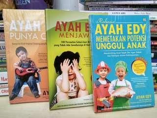 Paket Ayah Edy (3 buku)