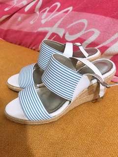 Kokko 海洋風 涼鞋size:23.5/37