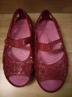 Crocs mary janes shoe