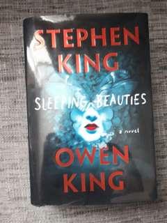 Sleeping Beauties by Stephen King and Owen King HARDBACK