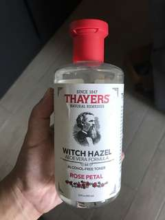 Thayers Toner