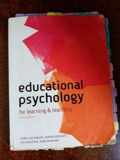 Educational Psychology third edition
