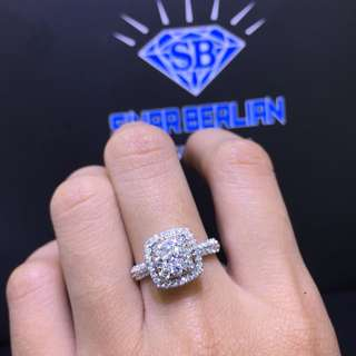Cincin berlian model terbaru
