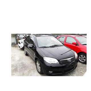 【老頭藏車 】2006 Toyota VIOS『0元就把車貸回家 』『全貸,超貸,免保人』中古 二手 汽車
