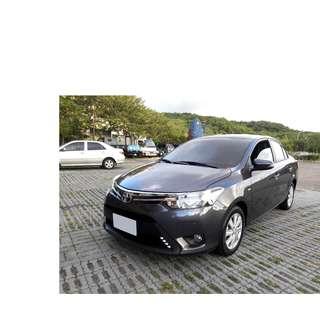 【老頭藏車 】2015 Toyota VIOS『0元就把車貸回家 』『全貸,超貸,免保人』中古 二手 汽車