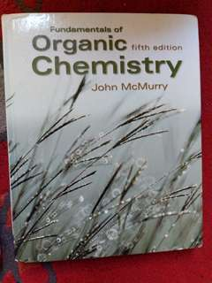 Fundamentals of Organic Chemistry fifth edition