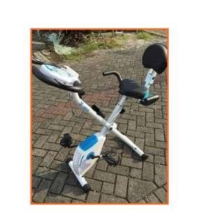 Excider Bike Sandar Sepeda Fintess Xbike Bergaransi