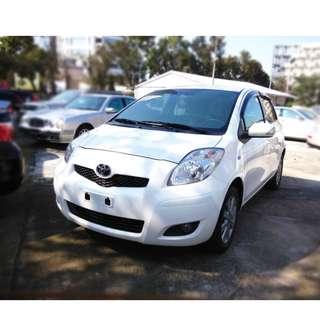 【老頭藏車 】2011 Toyota Yaris『0元就把車貸回家 』『全貸,超貸,免保人』中古 二手 汽車