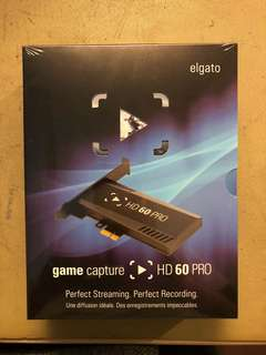 Elgato Game Capture Pro
