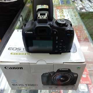 Camera canon 1300D bisa cicilan tanpa ribet