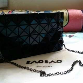 BaoBao黑色鏈帶袋(已絕版)