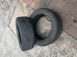 Hankook tires 235 55R19 55%