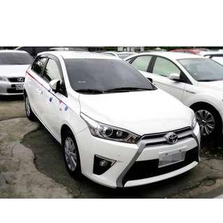 【老頭藏車 】2016 Toyota Yaris『0元就把車貸回家 』『全貸,超貸,免保人』中古 二手 汽車