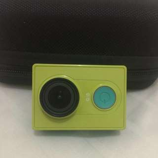 Camera Xiaomi Yi Action Camera  16mp..fullset Istimewa