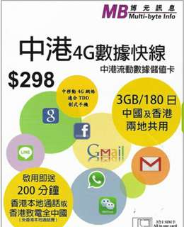 Data SIM Card